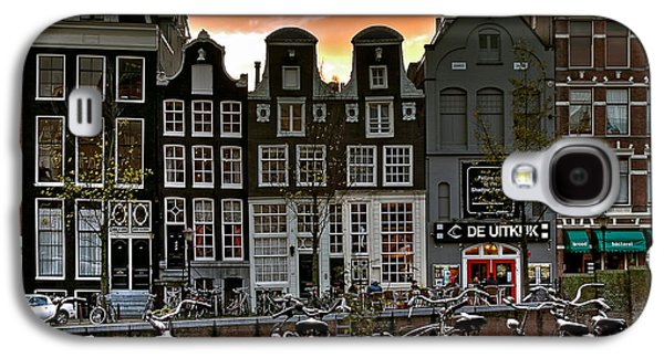 Prinsengracht 458. Amsterdam Galaxy S4 Case