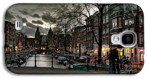 Prinsengracht And Spiegelgracht. Amsterdam Galaxy S4 Case