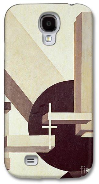 Proun 10 Galaxy S4 Case by El Lissitzky
