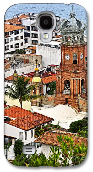 Puerto Vallarta Galaxy S4 Case