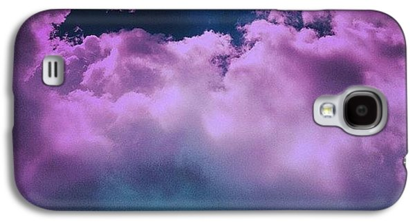 Purple Haze Galaxy S4 Case