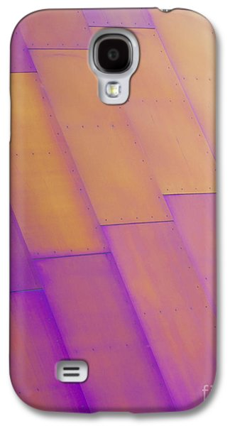 Purple Orange I Galaxy S4 Case