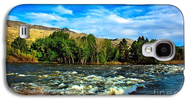 Raging River Galaxy S4 Case by Robert Bales