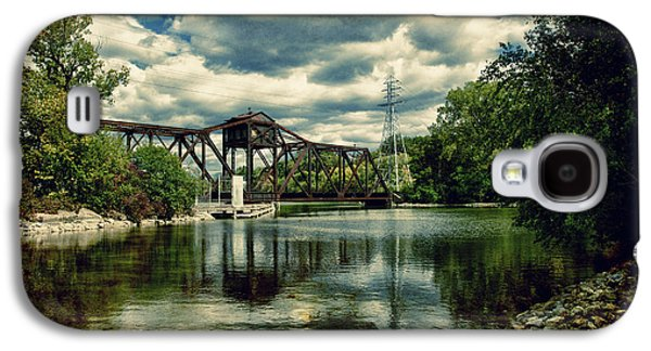 Rail Swing Bridge Galaxy S4 Case by Joel Witmeyer
