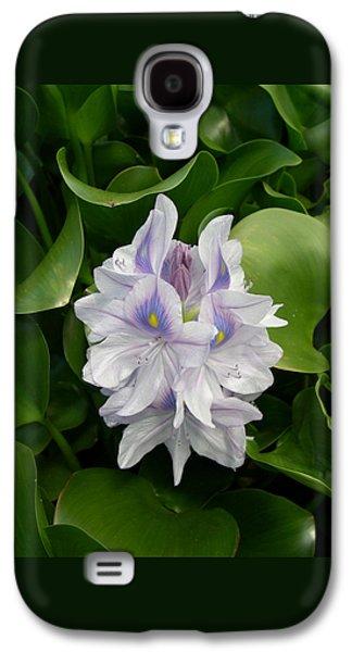 Rare Hawain Water Lilly Galaxy S4 Case