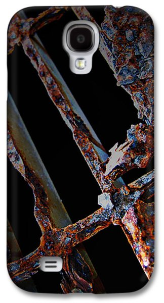 Rat In The Cage Galaxy S4 Case by Jerry Cordeiro