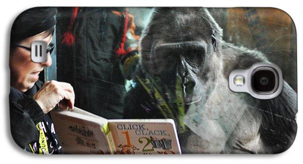 Reading Is Fundamental Galaxy S4 Case