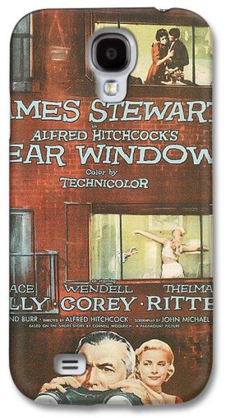Rear Window Galaxy S4 Case by Georgia Fowler