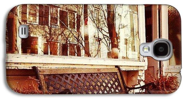 City Galaxy S4 Case - Reflections In Brooklyn by Luke Kingma