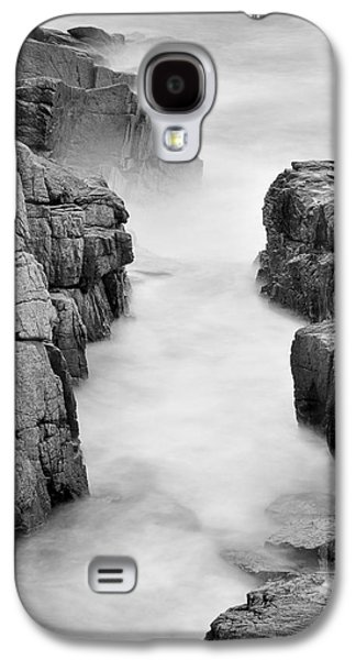 Rocky Coast Of Acadia - No 2  Galaxy S4 Case by Thomas Schoeller