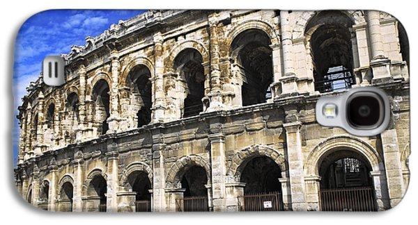 Roman Arena In Nimes France Galaxy S4 Case
