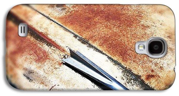 Classic Galaxy S4 Case - Rusty El Camino by Gwyn Newcombe