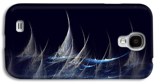 Sailboats Galaxy S4 Case