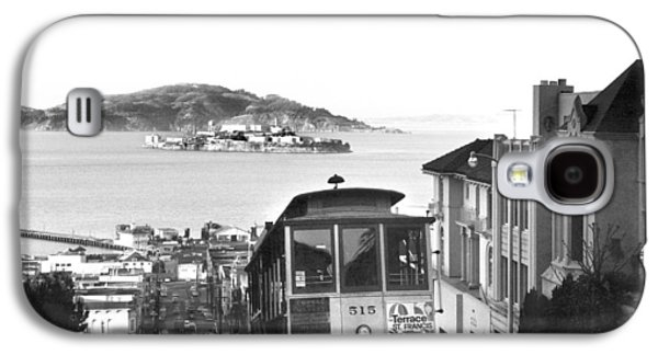 San Francisco Cable Car Galaxy S4 Case by Underwood Archives