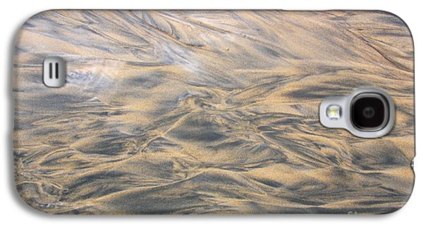 Galaxy S4 Case featuring the photograph Sand Patterns by Nareeta Martin