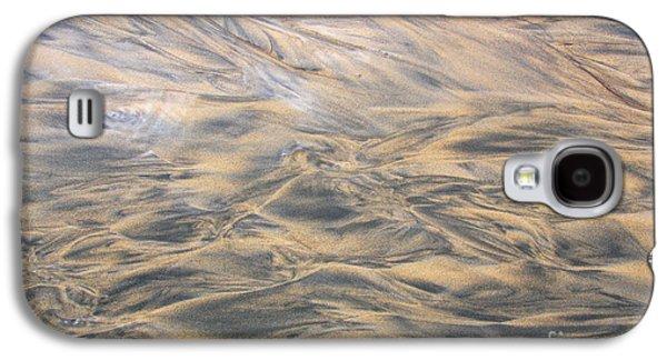 Sand Patterns Galaxy S4 Case