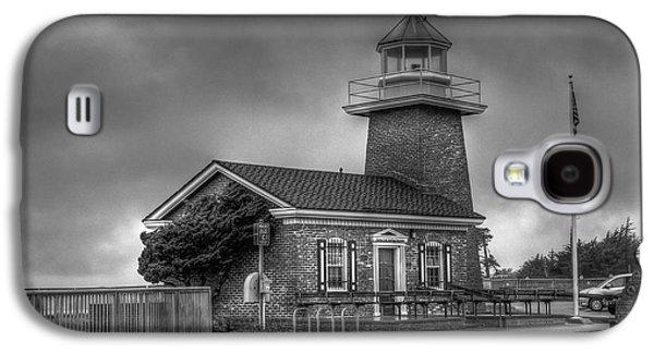 Santa Cruz Surfing Museum Galaxy S4 Case by Eddie Yerkish