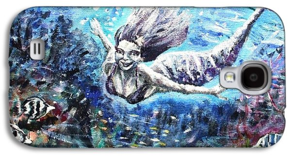 Sea Surrender Galaxy S4 Case by Shana Rowe Jackson