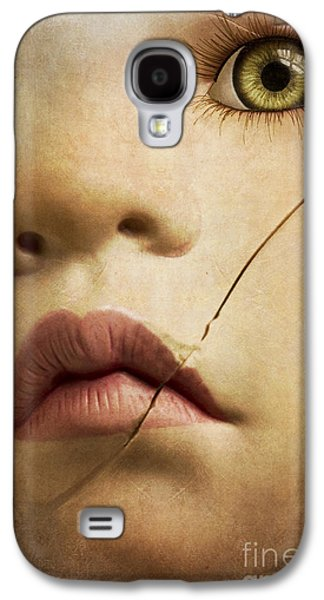 Shattered Galaxy S4 Case by Margie Hurwich