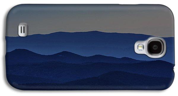 Shenandoah Dusk Galaxy S4 Case by Rick Berk
