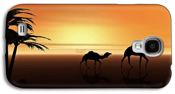 Ships Of The Desert Galaxy S4 Case