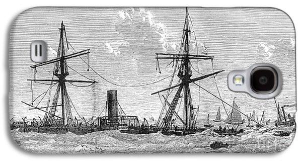 Shipwrecks, 1875 Galaxy S4 Case