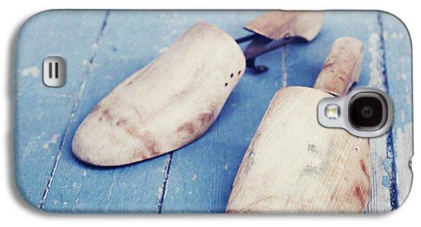 shoe trees II Galaxy S4 Case by Priska Wettstein