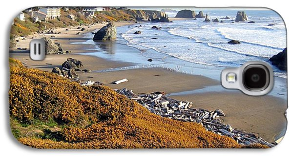 Shores Of Oregon Galaxy S4 Case