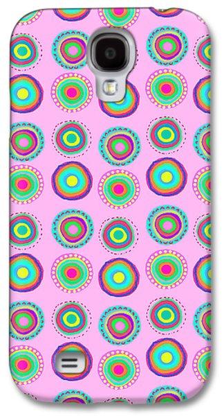 Simple Spots Galaxy S4 Case