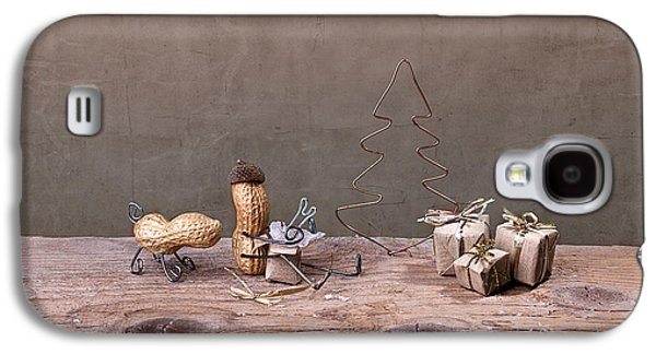Simple Things - Christmas 06 Galaxy S4 Case by Nailia Schwarz