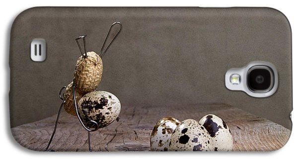 Rabbit Galaxy S4 Case - Simple Things Easter 03 by Nailia Schwarz
