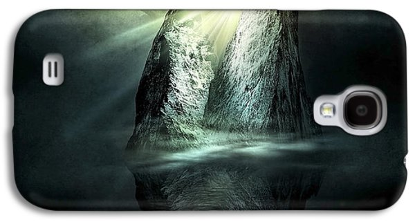 Sisters Galaxy S4 Case by Svetlana Sewell