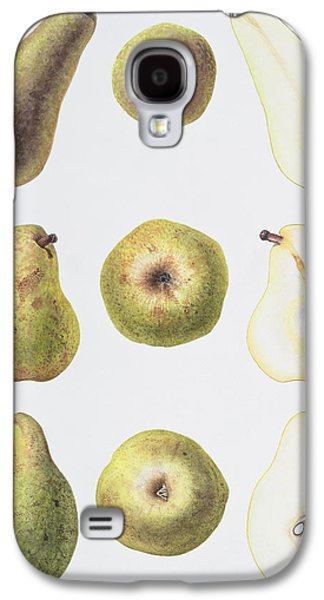 Six Pears Galaxy S4 Case by Margaret Ann Eden