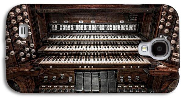 Skinner Pipe Organ Galaxy S4 Case