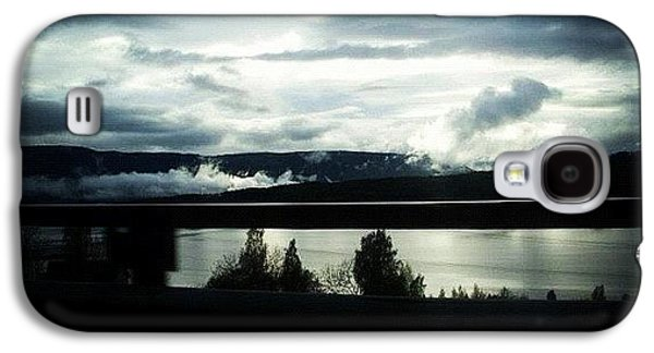 Sunny Galaxy S4 Case - Sky Of Awesomeness by Kim  Nyheim
