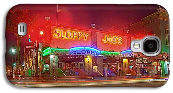 Sloppy Joes Galaxy S4 Case
