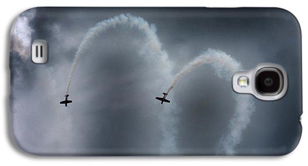 Smoke Signals Galaxy S4 Case