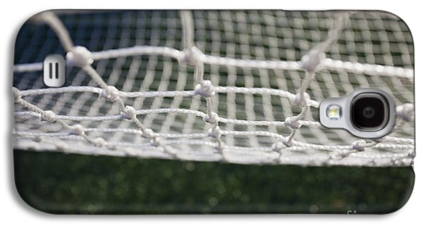 Soccer Net Galaxy S4 Case by Paul Edmondson