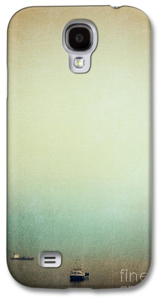 Solitary Ships Galaxy S4 Case