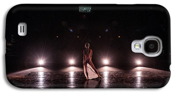 Solo Dance Performance Galaxy S4 Case by Scott Sawyer