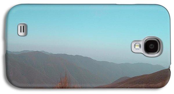 Southern California Mountains 2 Galaxy S4 Case