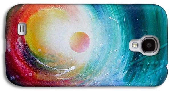 Sphere F31 Galaxy S4 Case by Drazen Pavlovic