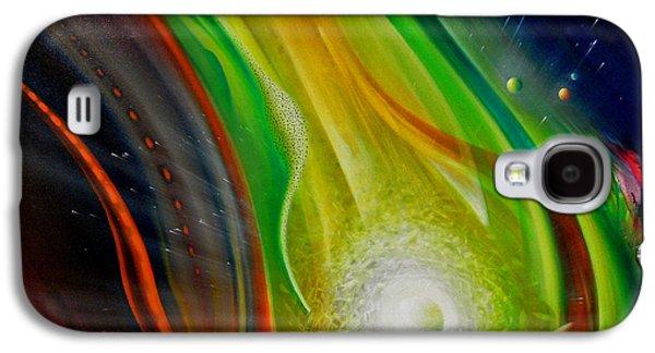 Sphere Q72xl                 Galaxy S4 Case by Drazen Pavlovic