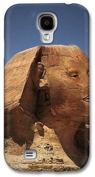 Sphinx Petra Galaxy S4 Case by Nafets Nuarb