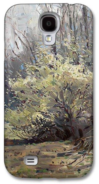 Spring Blossom  Galaxy S4 Case by Ylli Haruni