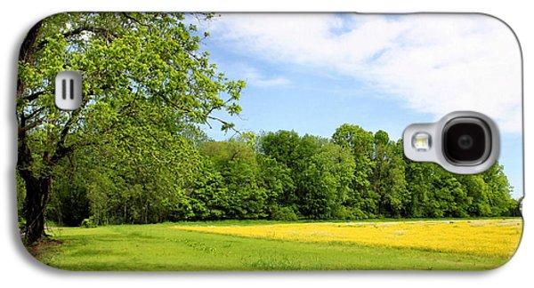 Springtime In Franklin Galaxy S4 Case by Kristin Elmquist