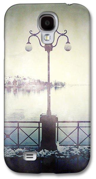 Street Lamp Galaxy S4 Case by Joana Kruse