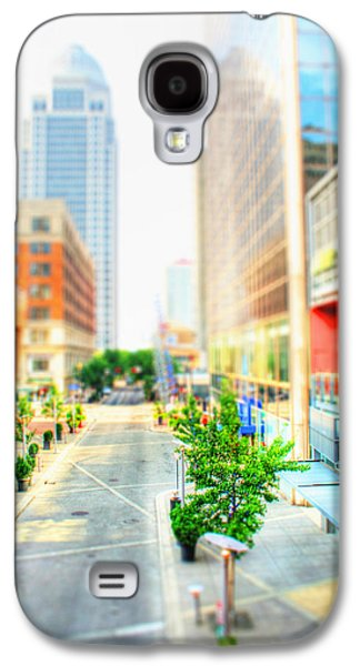 Street's Of Louisville Galaxy S4 Case by Darren Fisher