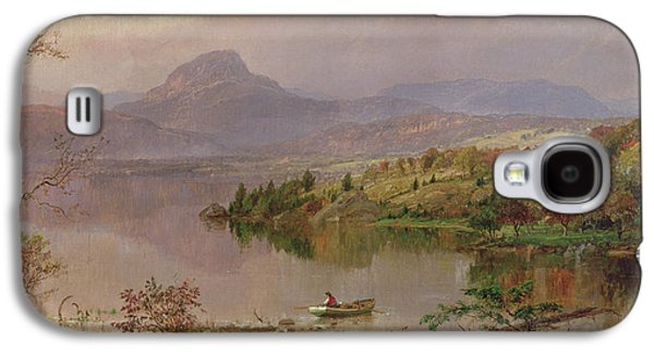 Sugarloaf From Wickham Lake Galaxy S4 Case by Jasper Francis Cropsey
