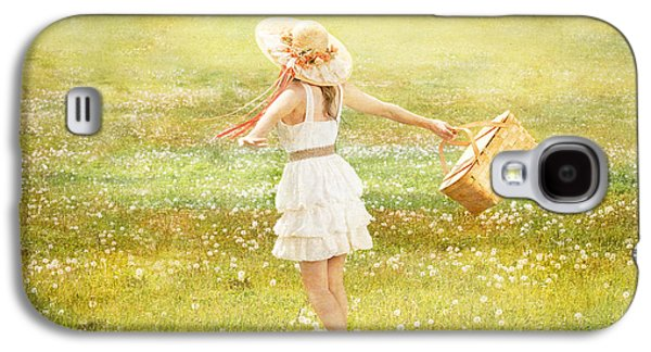 Summer Picnic  Galaxy S4 Case by Cindy Singleton